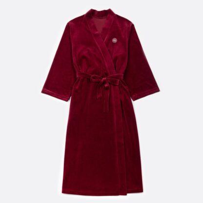 SNA31002-naiste-hommikumantel-punane