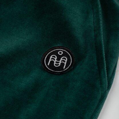 SNP61020-naiste-rohelised-dressid-detail2-3