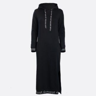 SNP41010-naiste-must-pikk-kleit